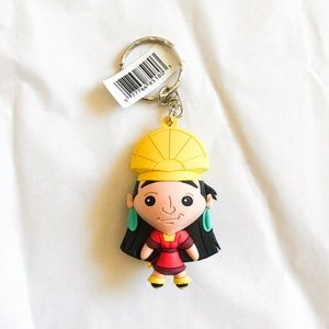 Disney Emperor Kuzco Keychain